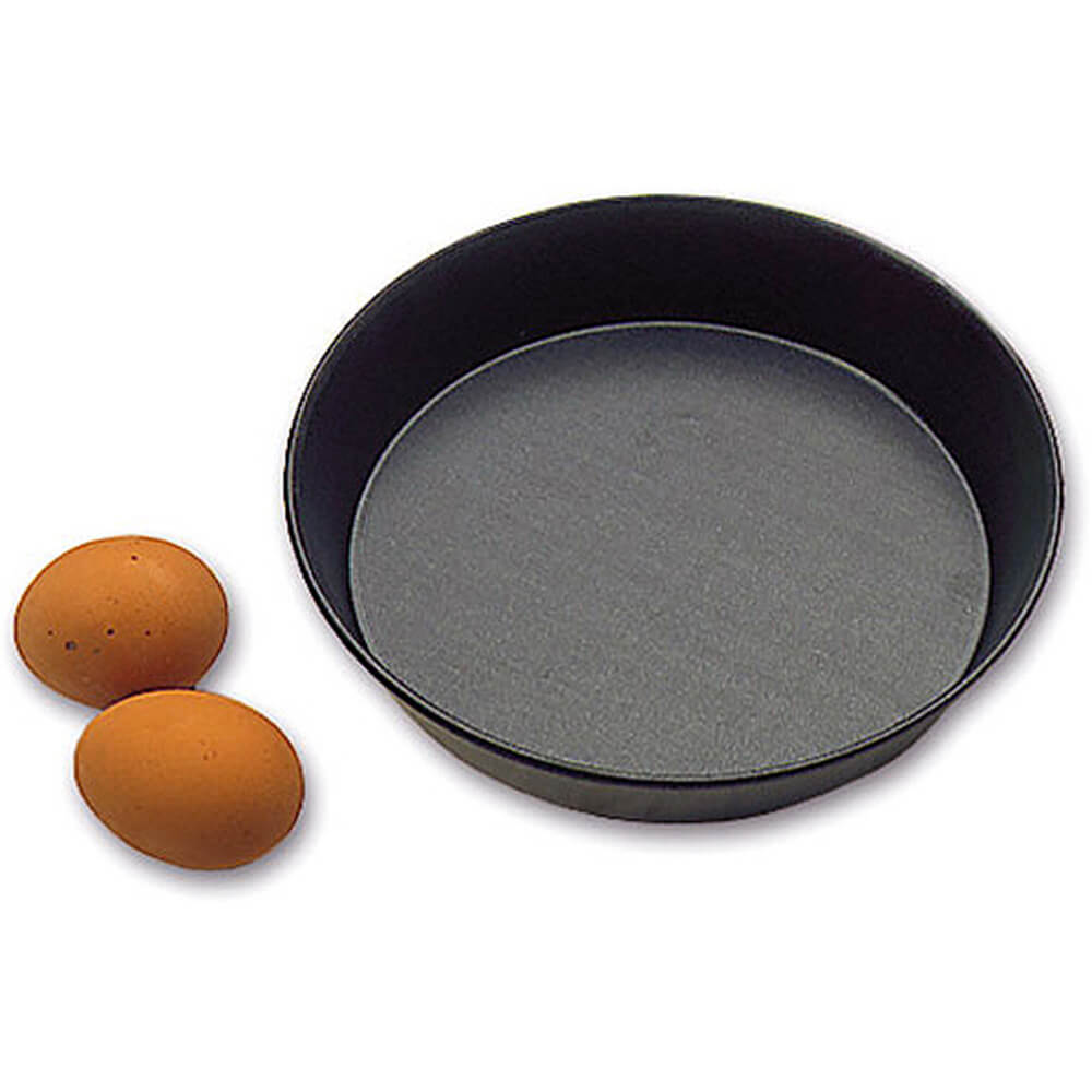 """Steel Exopan Non-stick Round Cake Pan, 9.5"""""""