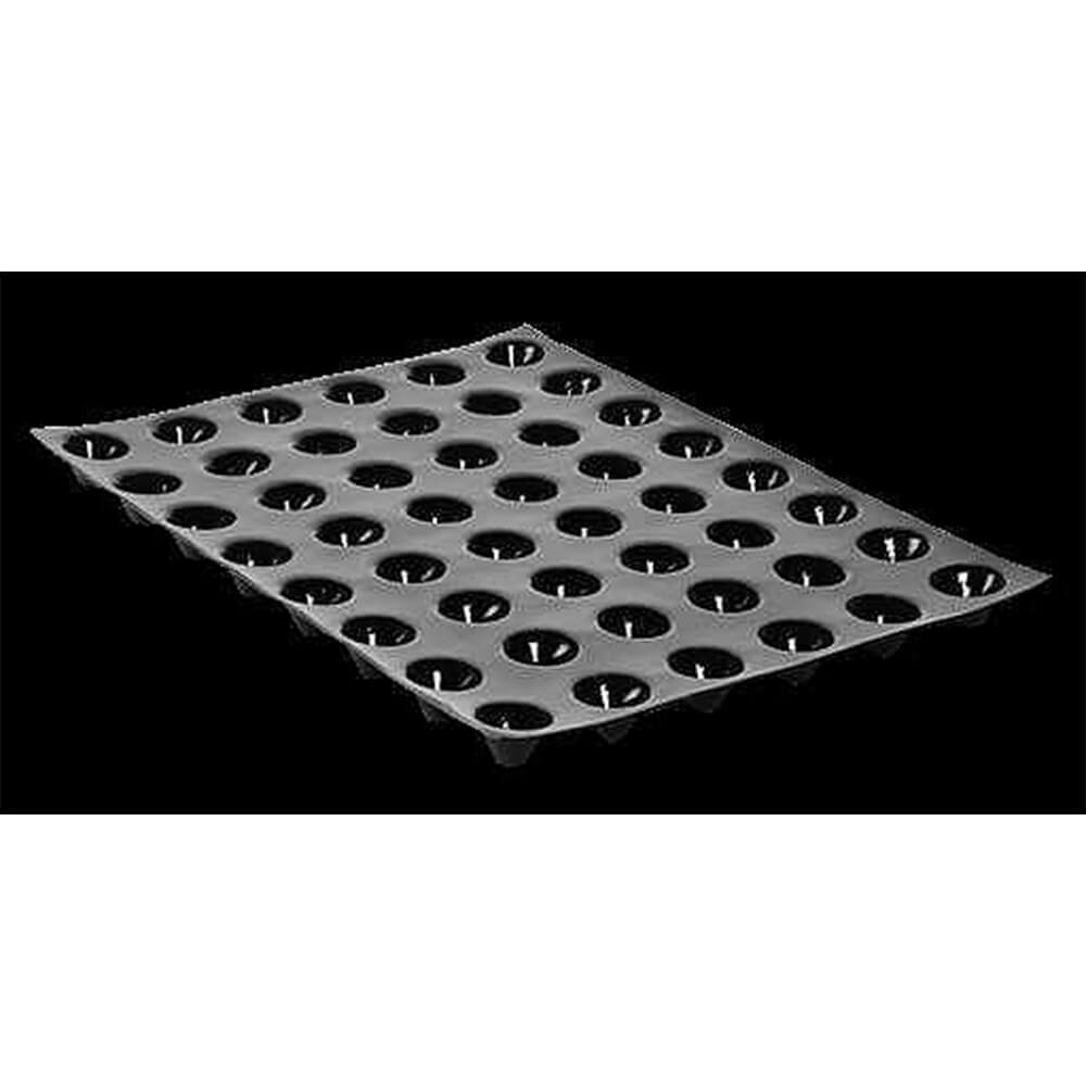 Silicone Flexipan Mini Cone Shape Baking Molds, 48 Cups View 3
