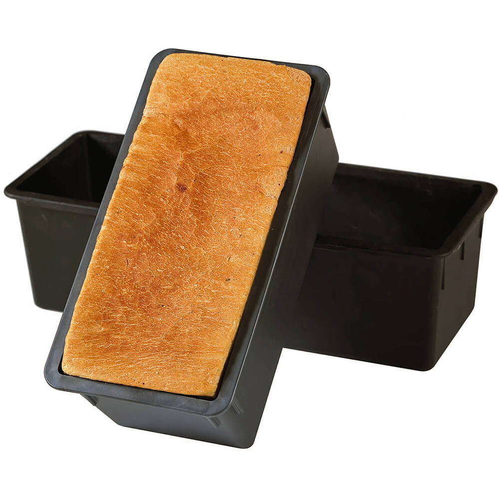 Matfer Bourgeat Black Exoglass Bread Loaf Pan 11 33 Quot 345936