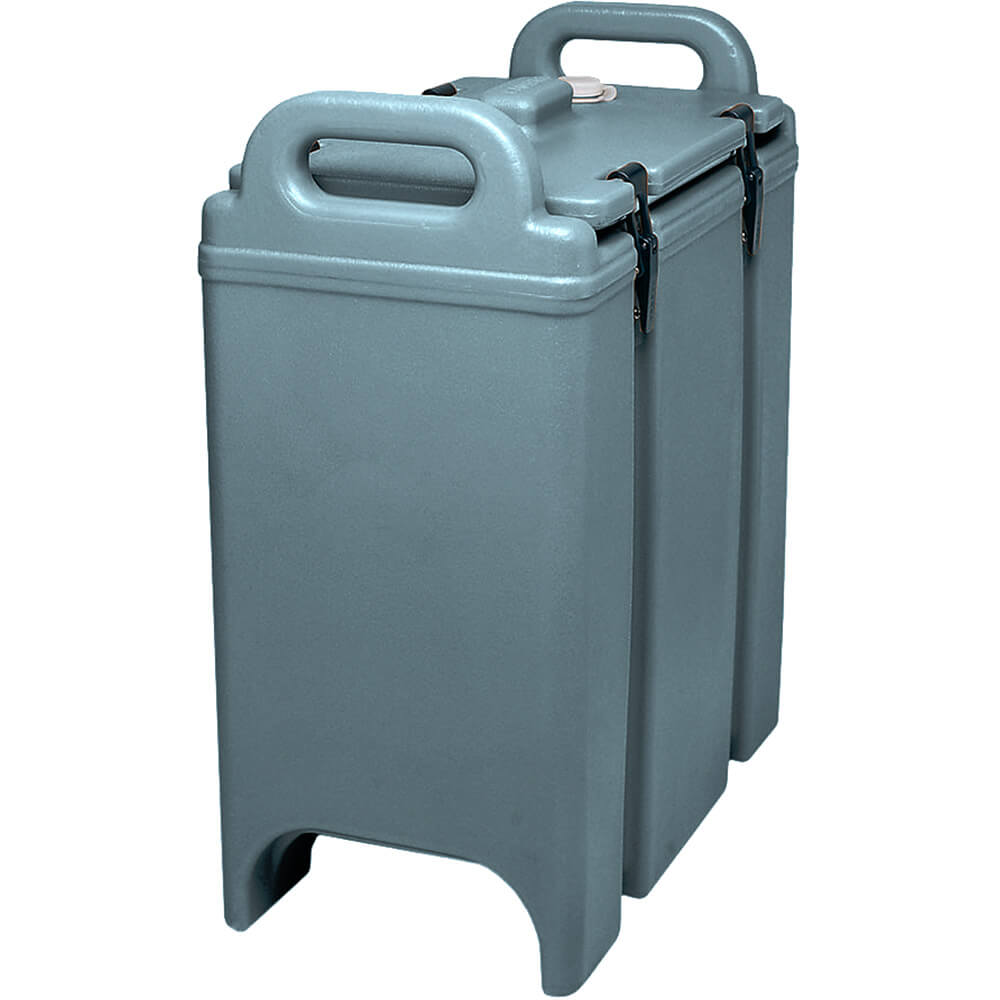 Slate Blue, 3-3/8 Gal. Insulated Soup Container