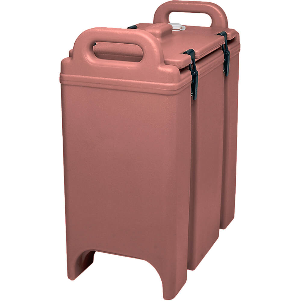 Brick Red, 3-3/8 Gal. Insulated Soup Container