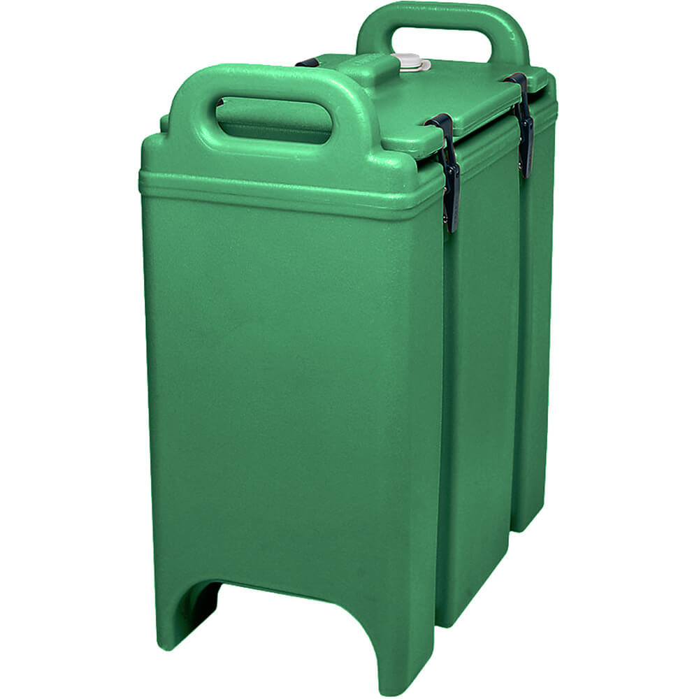 Green, 3-3/8 Gal. Insulated Soup Container