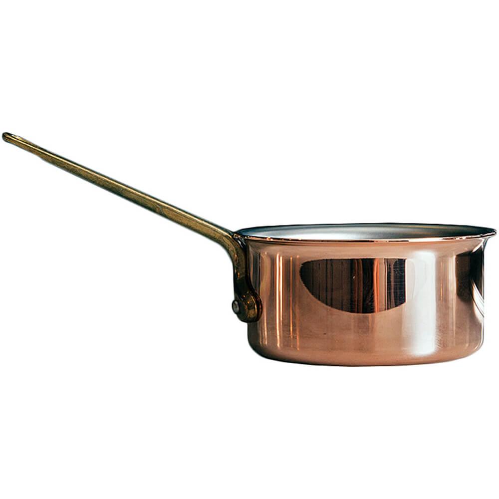 "Copper, Saucepan, 3.5"""