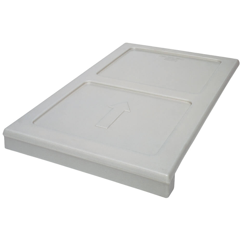 Gray, ThermoBarrier Insulated Shelf