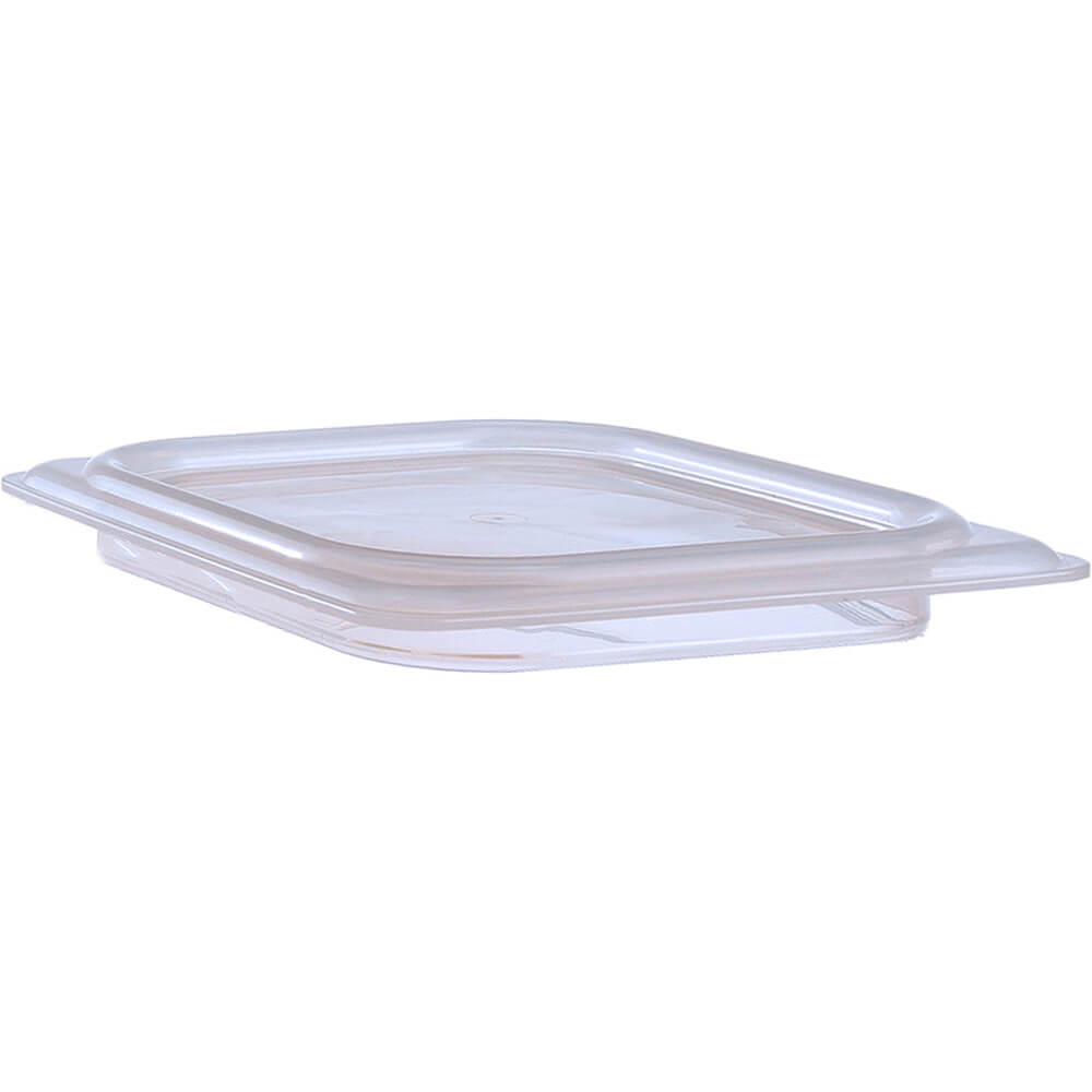 Sheer Blue, 1/6 GN Translucent Seal Lid, 6/PK