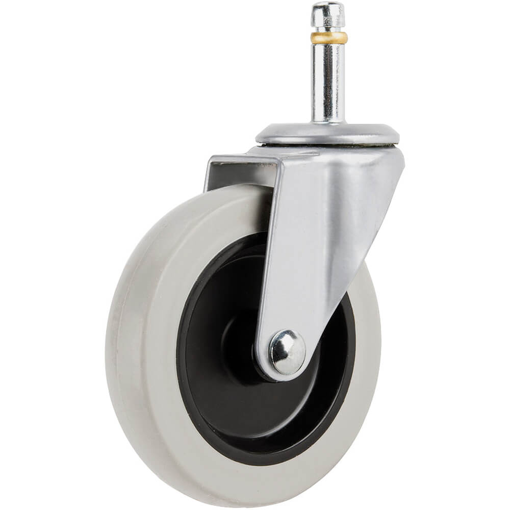 "1-4"" Swivel Caster (Bolts Not Required) Stem Caster"