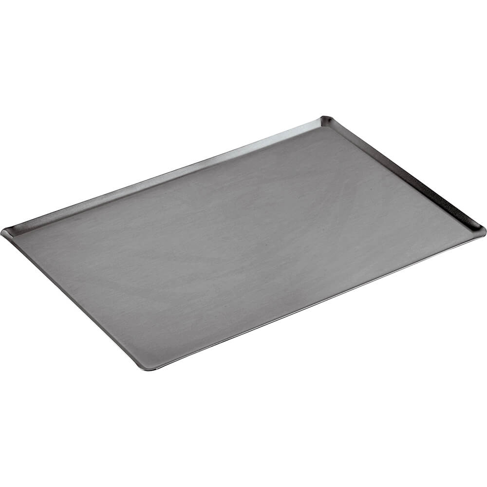 Paderno world cuisine aluminum baking sheet straight 12 for Aluminum cuisine