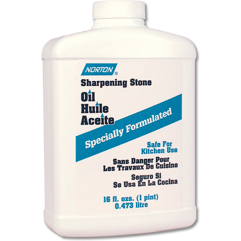 Sharpening Stone Oil, Pharmacopeia Grade Mineral Oil, 1 Qt