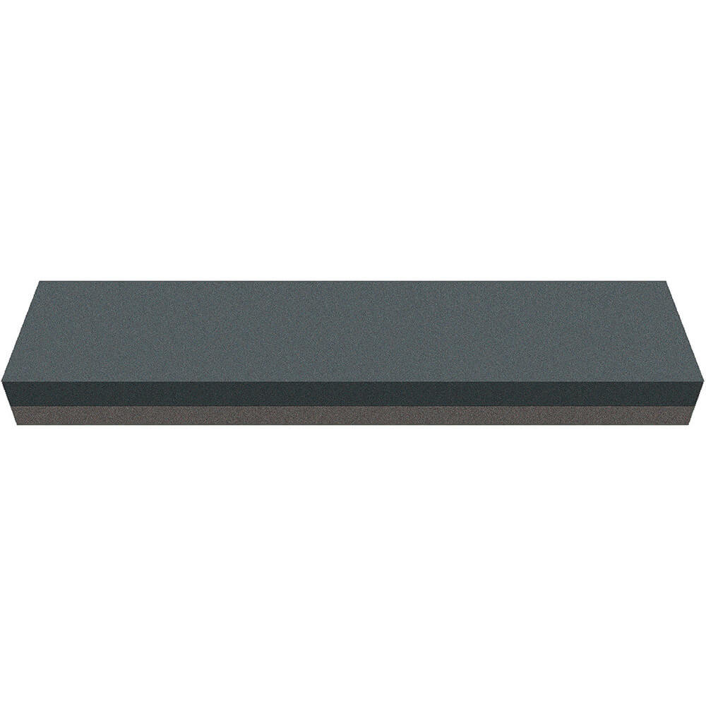 "11.25"" x 2.5"" x 1"" Combination Sharpening Stone, Fine and Coarse, JUM3, Crystolon"