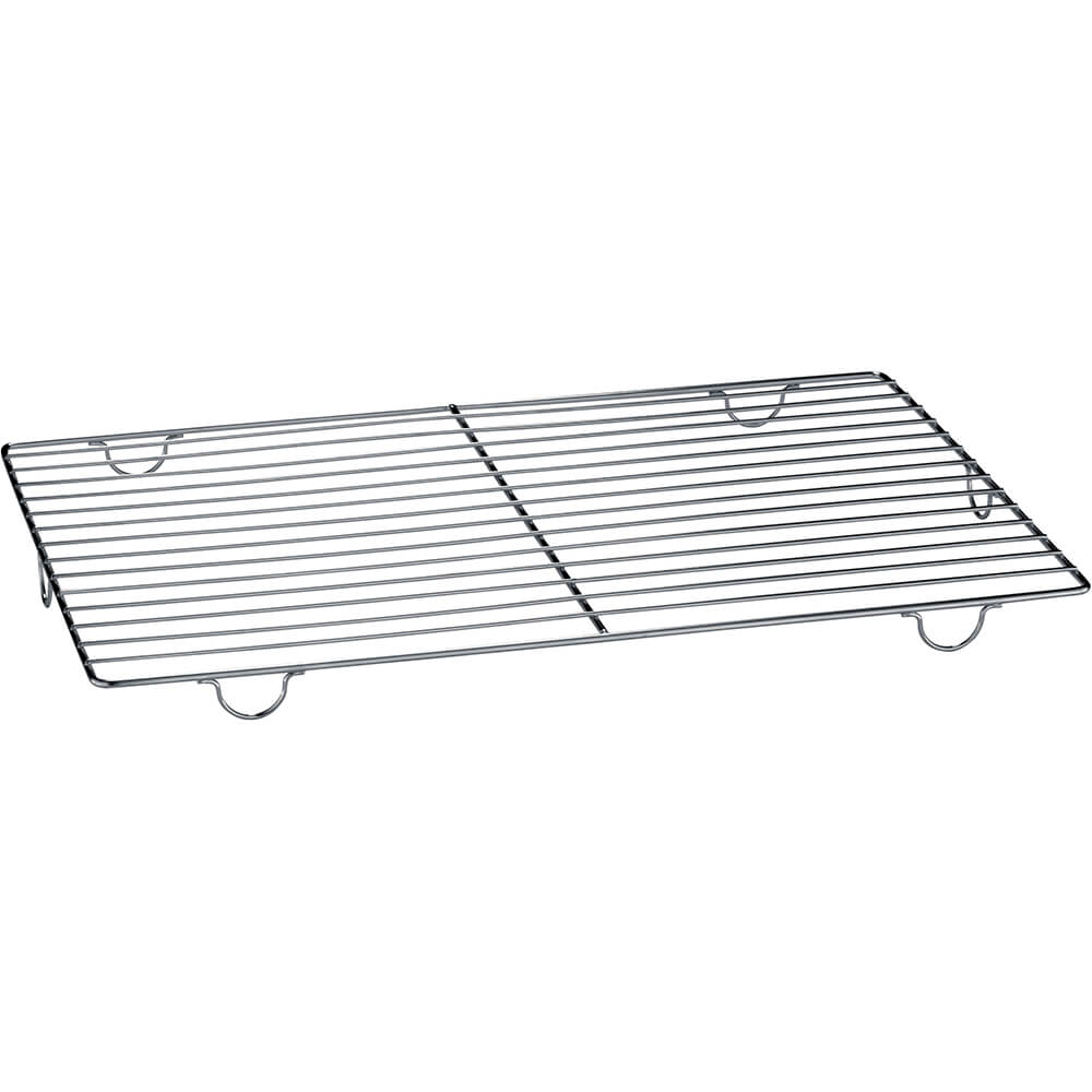 "Stainless Steel Cooling Rack, with Feet, 23.63"" X 15.75"""