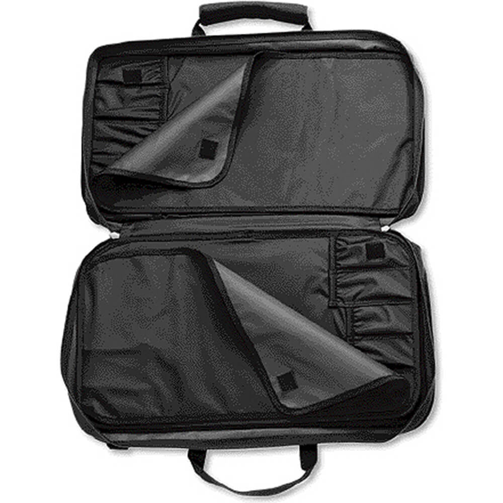 "Soft Executive 12 Knife Case, Black Polyester, 12"" Max. Knife Length View 2"