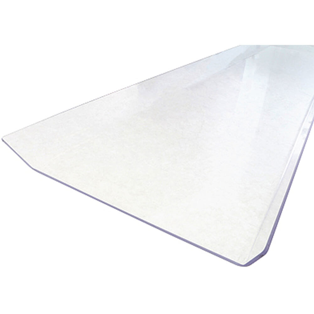 "1-Sneeze Guard Panel for 6 ft. Food Bar (15-9/32"" x 67-5/8"")"
