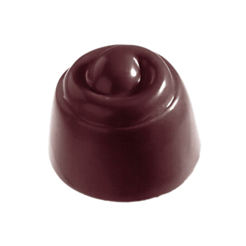 Polycarbonate Chocolate Mold, Cherry Cordial View 2