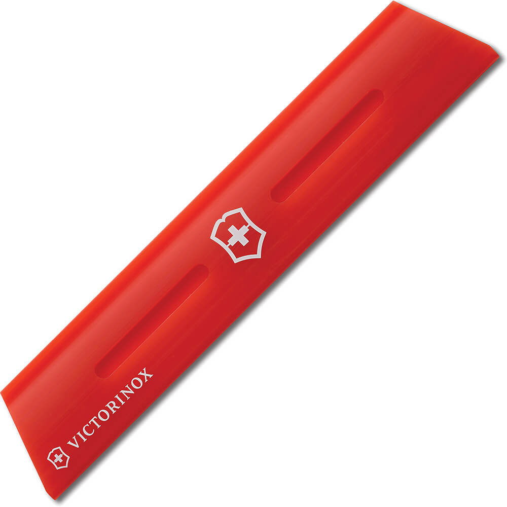 "10.""5 X 2"" X .25"" Blade Guard, Red"