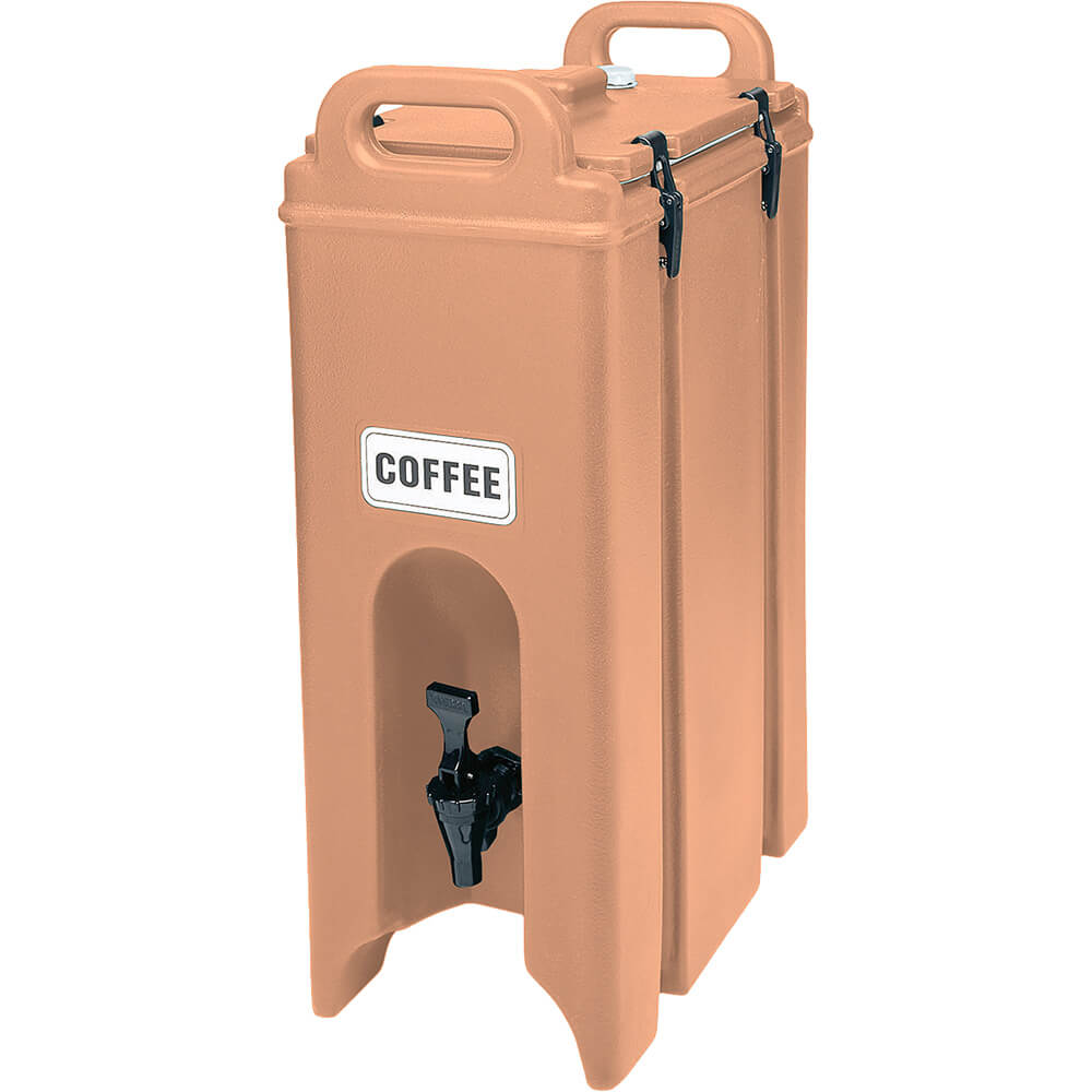 Coffee Beige, 4.75 Gal. Insulated Beverage Dispenser
