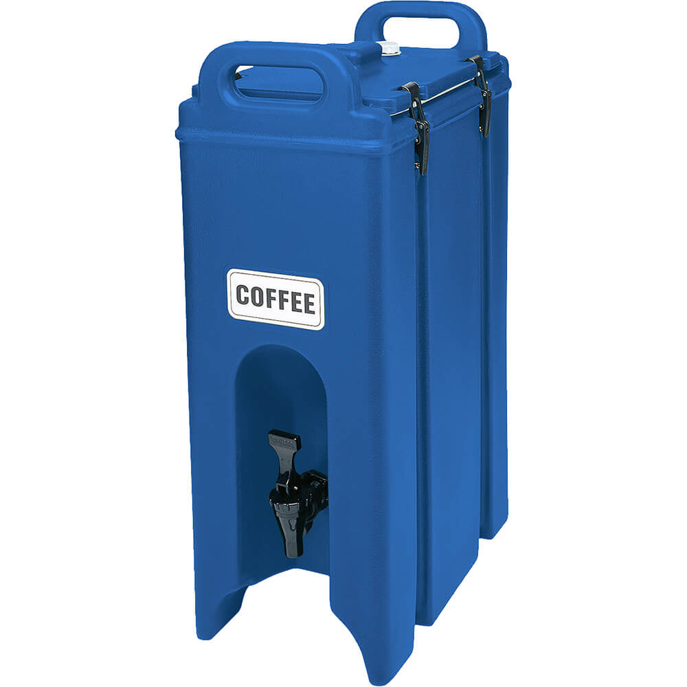 Navy Blue, 4.75 Gal. Insulated Beverage Dispenser