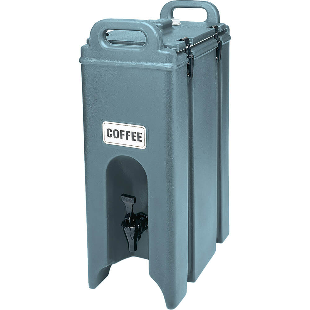 Slate Blue, 4.75 Gal. Insulated Beverage Dispenser