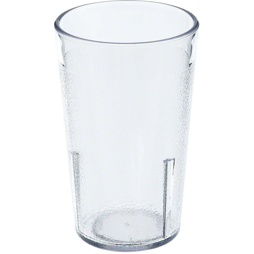 Clear, 5.2 Oz. Colorware Tumblers, 72/PK