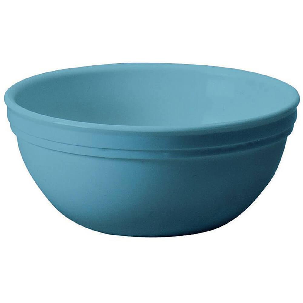 Slate Blue, 15.3 Oz. Round Nappie Bowl, 48/PK