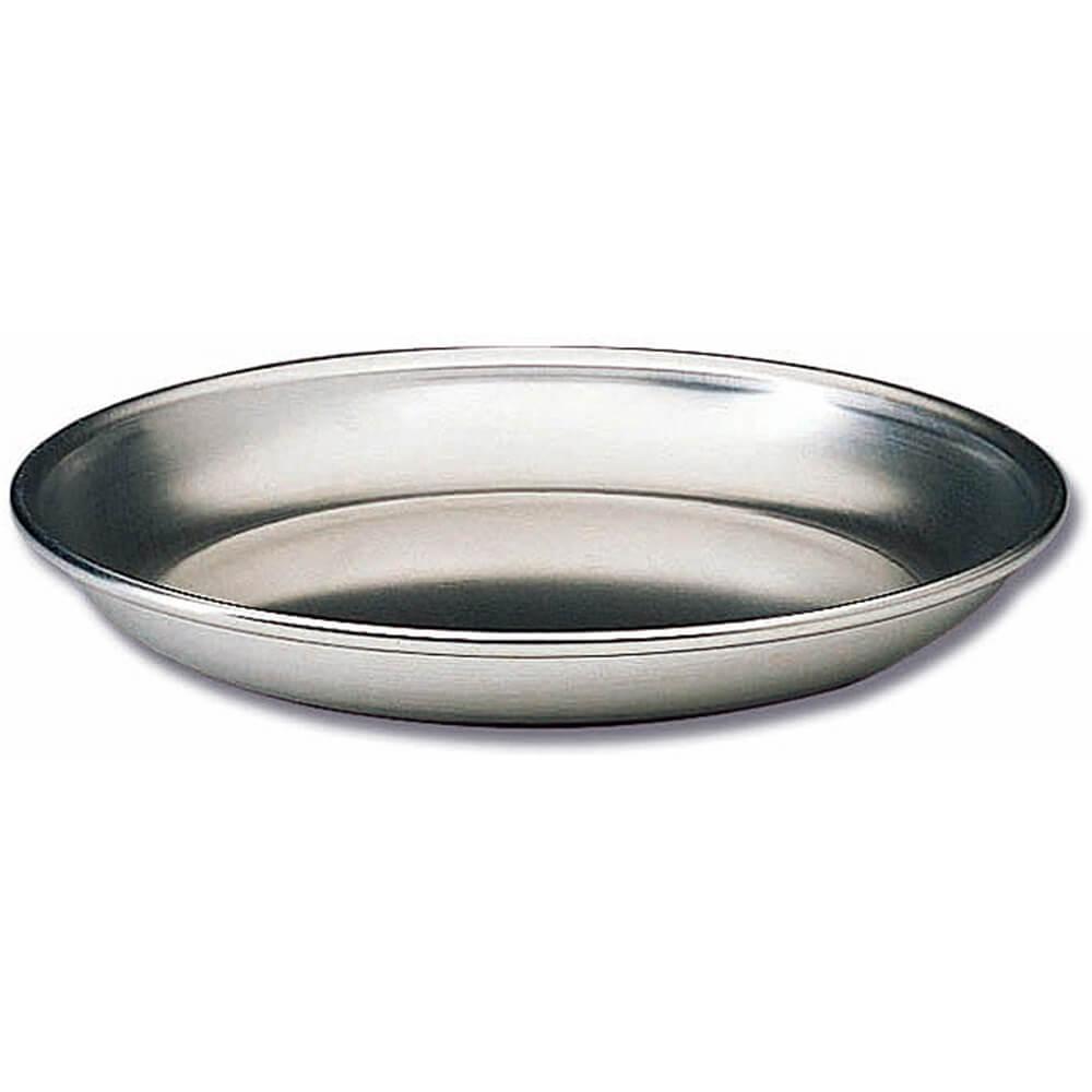 """Aluminum Deep Serving Platter, 15.75"""""""