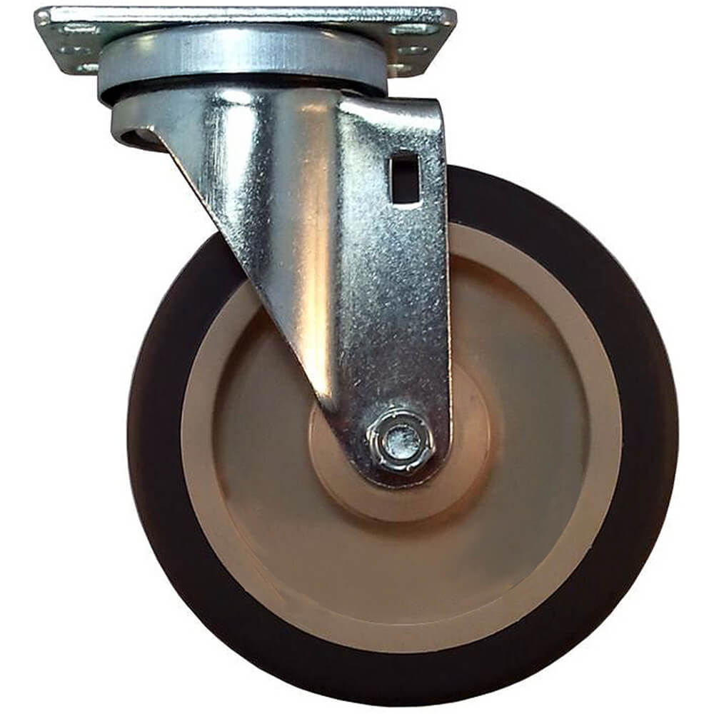 "1-5"" Swivel Caster (41021), 4-Bolts (60300)"