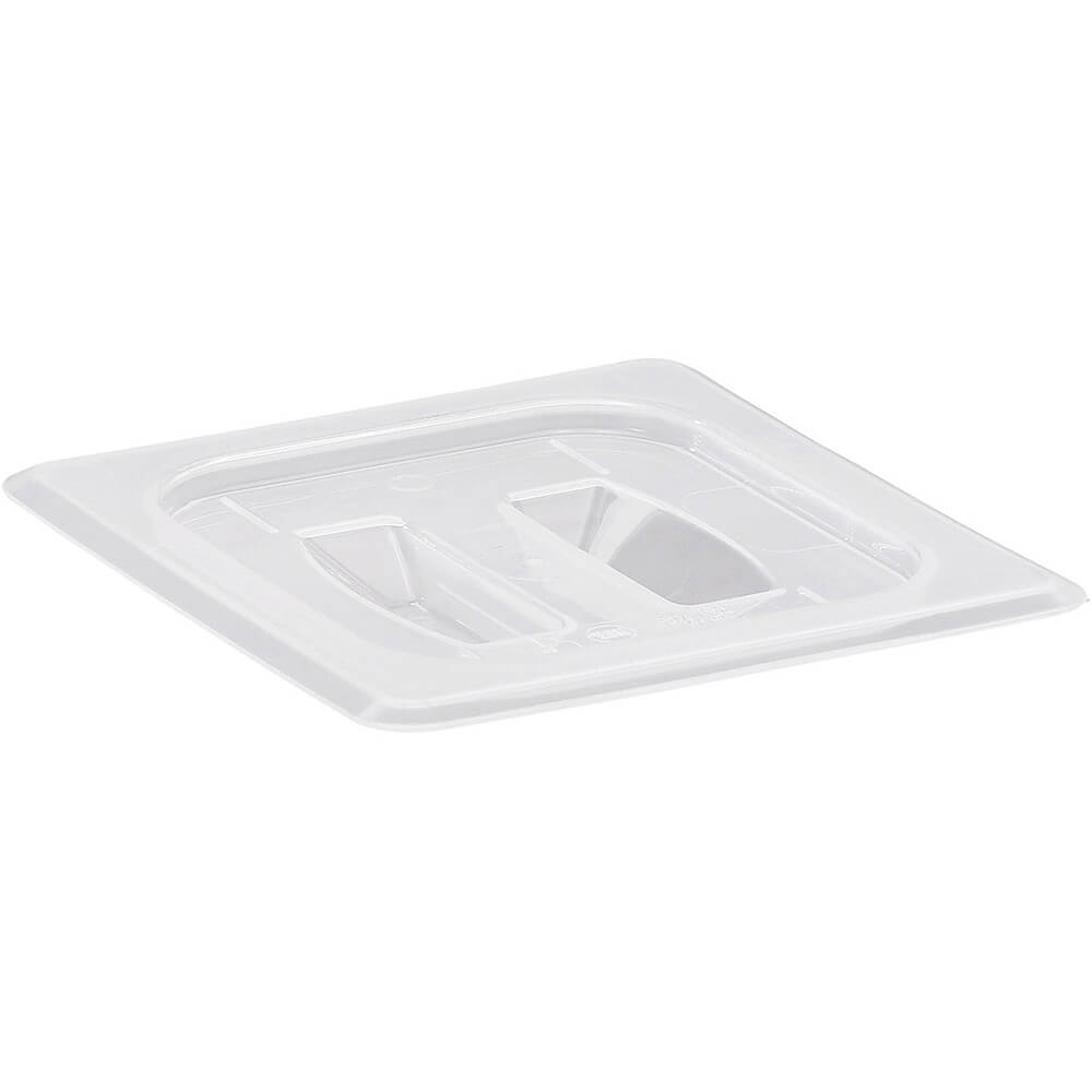 Translucent, 1/6 GN Lid with Handle, 6/PK