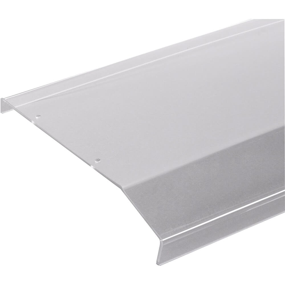 Sneeze Guard Panel Shield for Buffet Bars BBR480, Standing Sneeze Guards FSG480