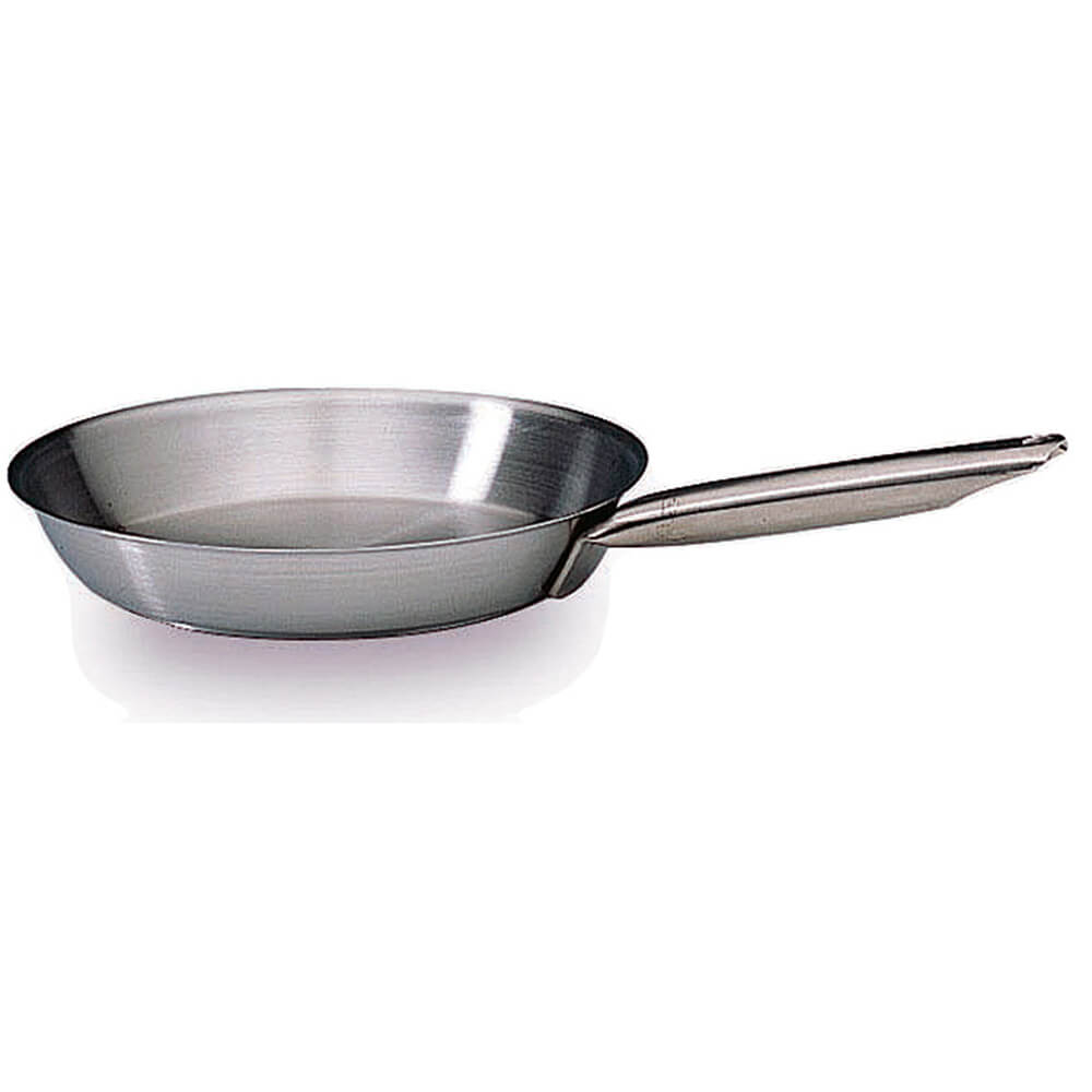 Matfer Bourgeat Stainless Steel Tradition Frying Pan 7 87