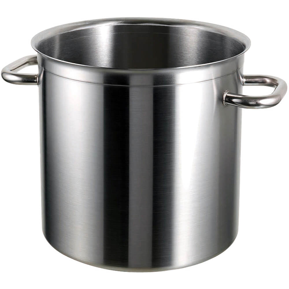 Stainless Steel, Excellence Stock Pot Without Lid, 18 Qt.