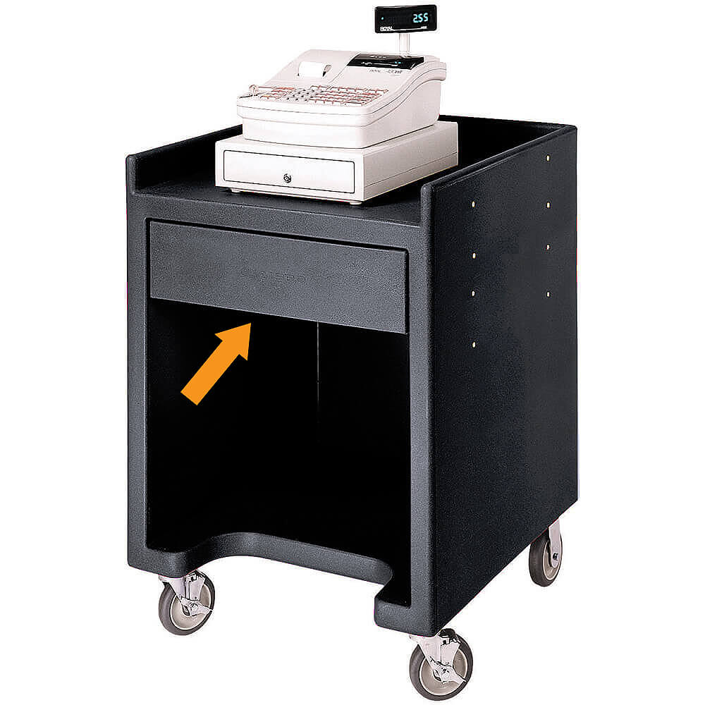 Replacement Drawer for ES Register Stands