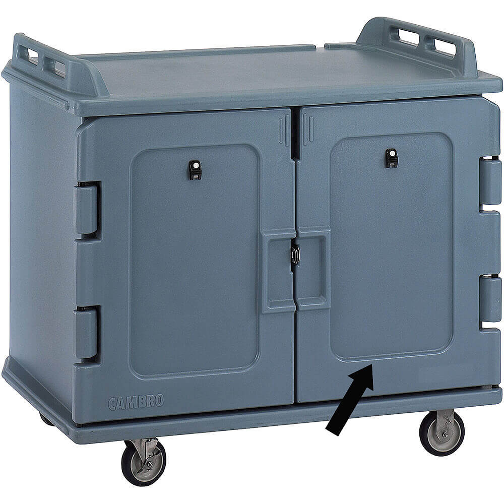 Right Door Kit for Meal Delivery Carts MDC1418S20