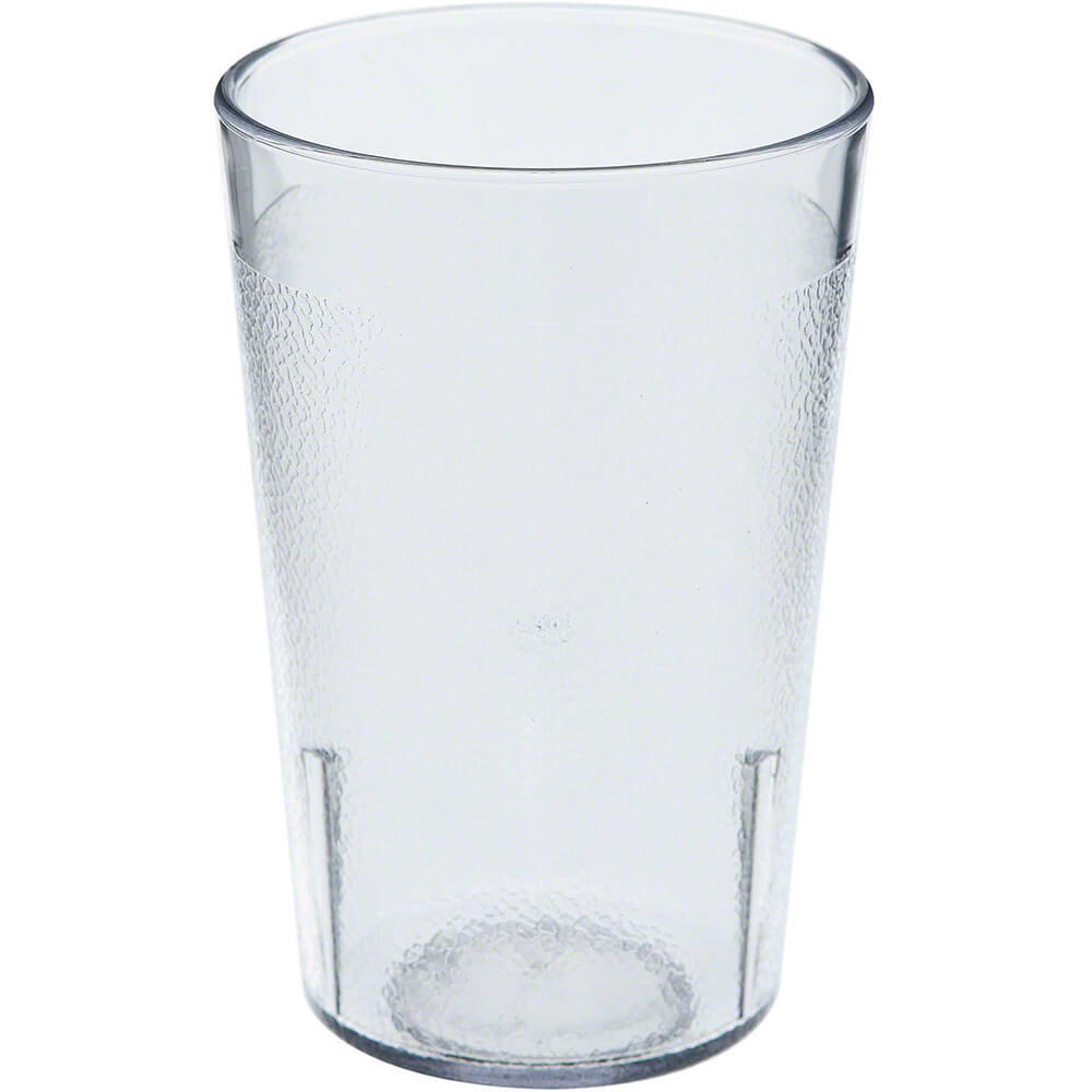 Clear, 9.8 Oz. Colorware Tumblers, 24/PK