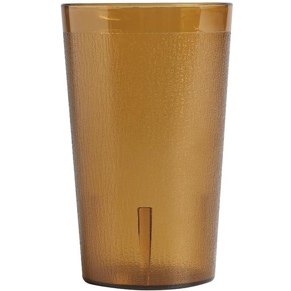 Amber, 9.8 Oz. Colorware Tumblers, 72/PK