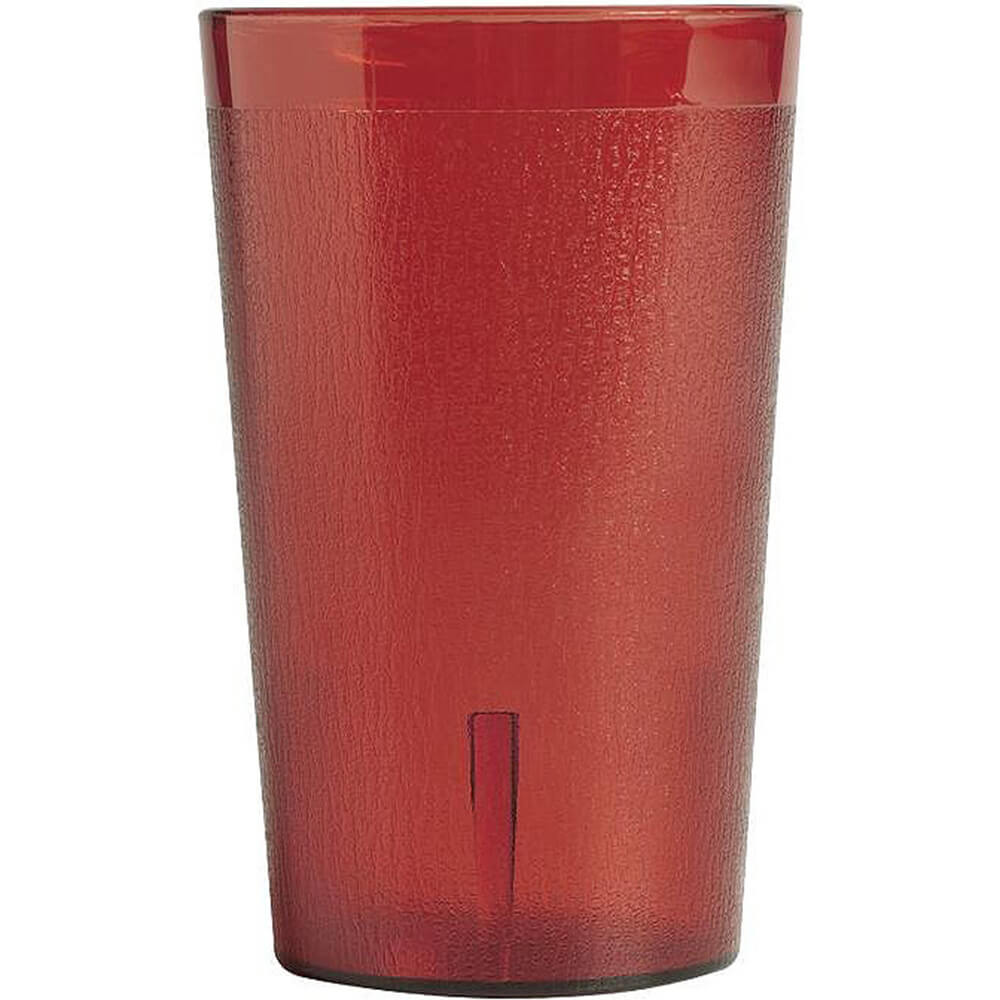 Ruby Red, 9.8 Oz. Colorware Tumblers, 24/PK