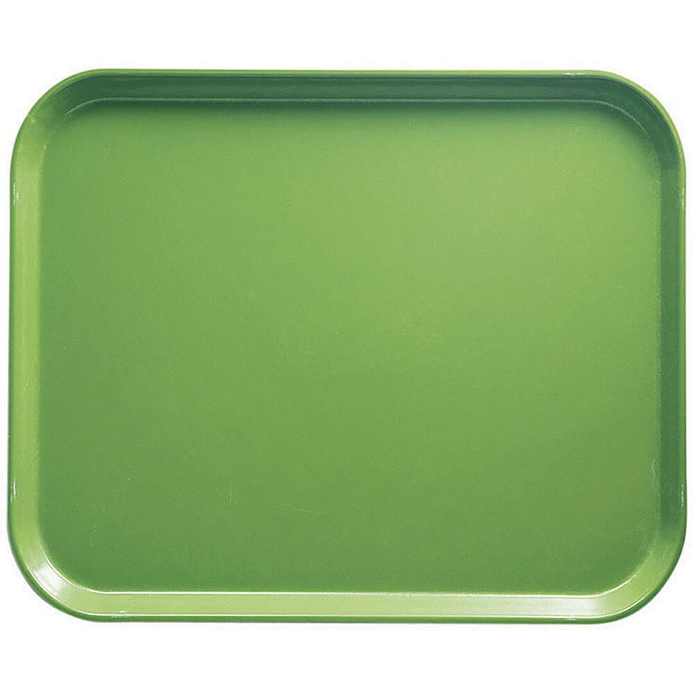 "Lime-Ade, 8"" x 10"" Food Trays, Fiberglass, 12/PK"