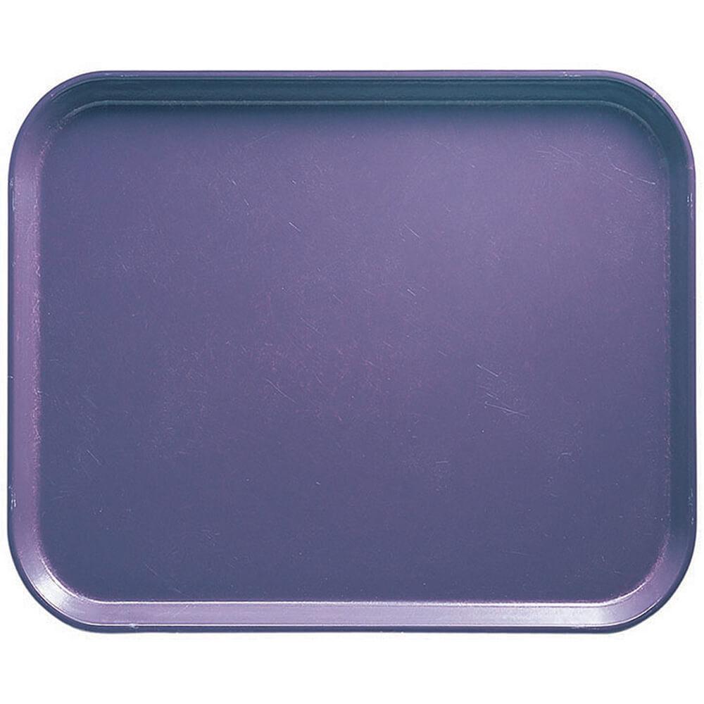 "Grape, 8"" x 10"" Food Trays, Fiberglass, 12/PK"