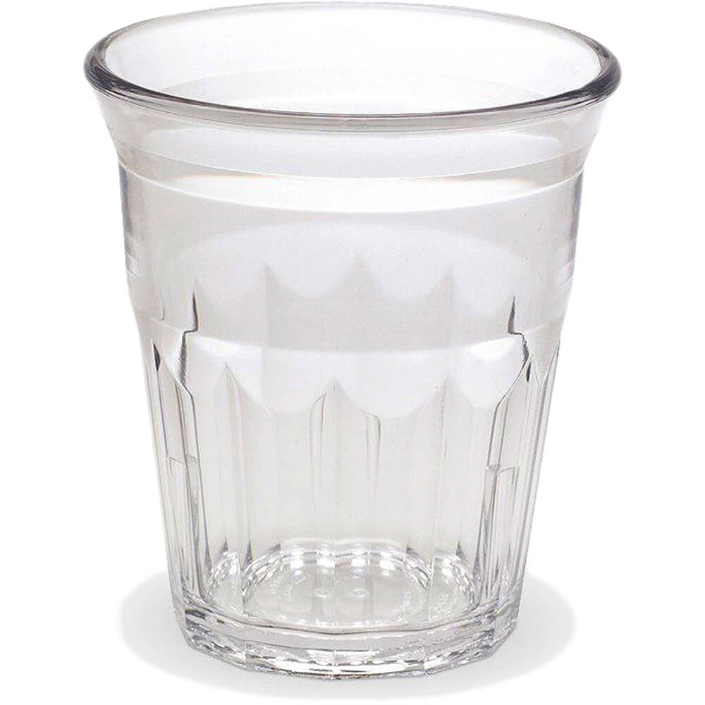 Clear, 9.1 Oz. Polycarbonate Tumblers, 48/PK