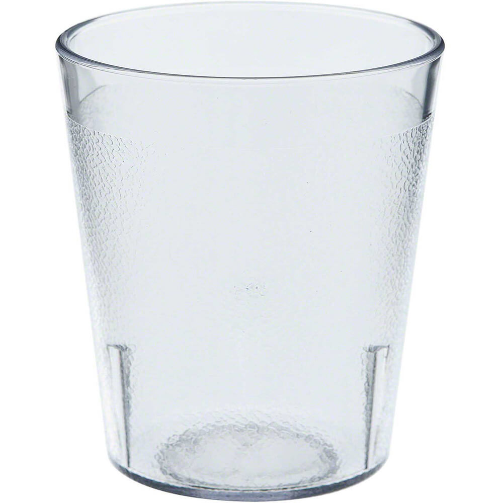 Clear, 9.7 Oz. Colorware Tumblers, 72/PK