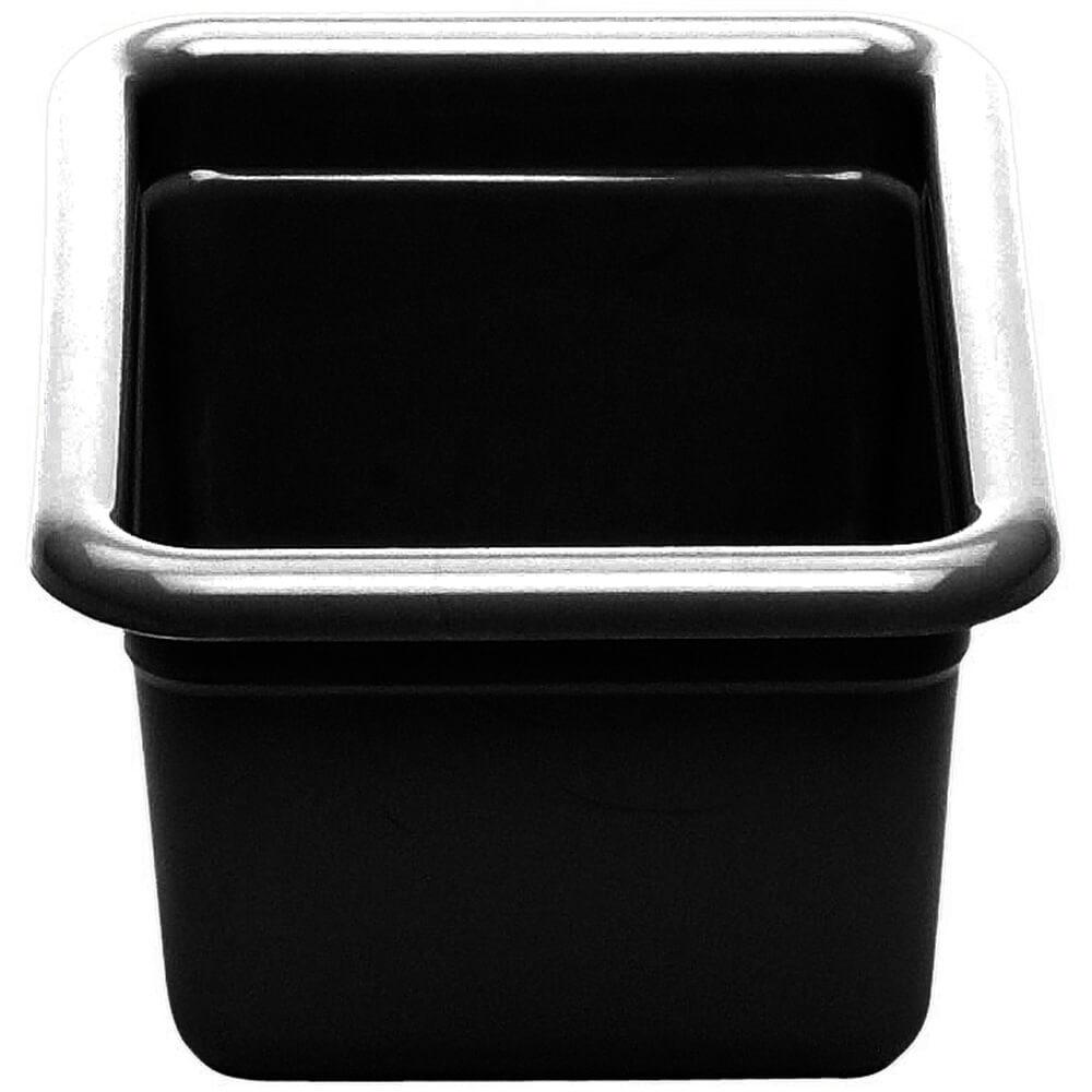 Black, Plastic Utility Box, 12/PK