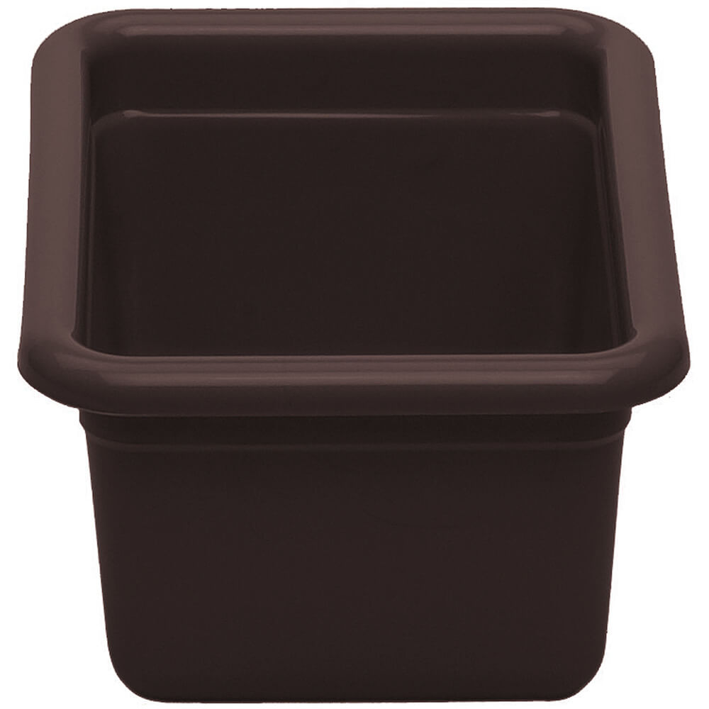 Dark Brown, Plastic Utility Box, 12/PK