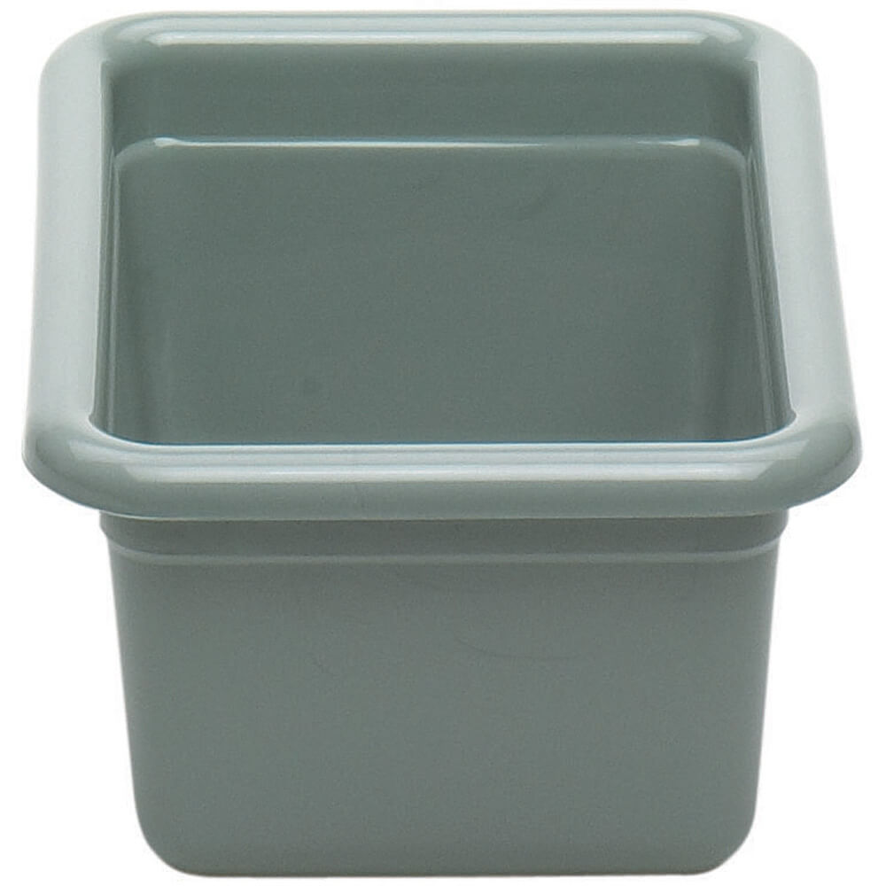 Gray, Plastic Utility Box, 12/PK