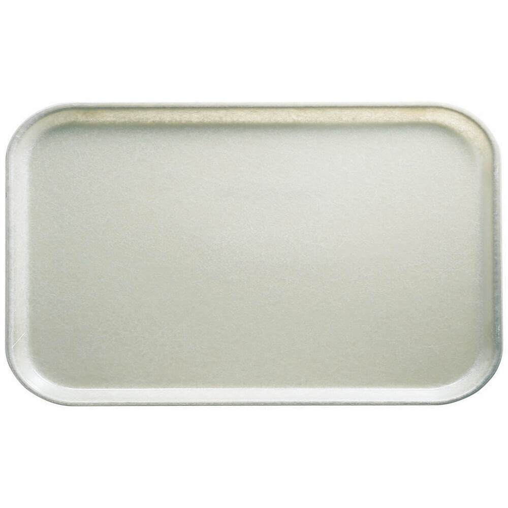"Antique Parchment, 8-3/4"" x 15"" Food Trays, Fiberglass, 12/PK"