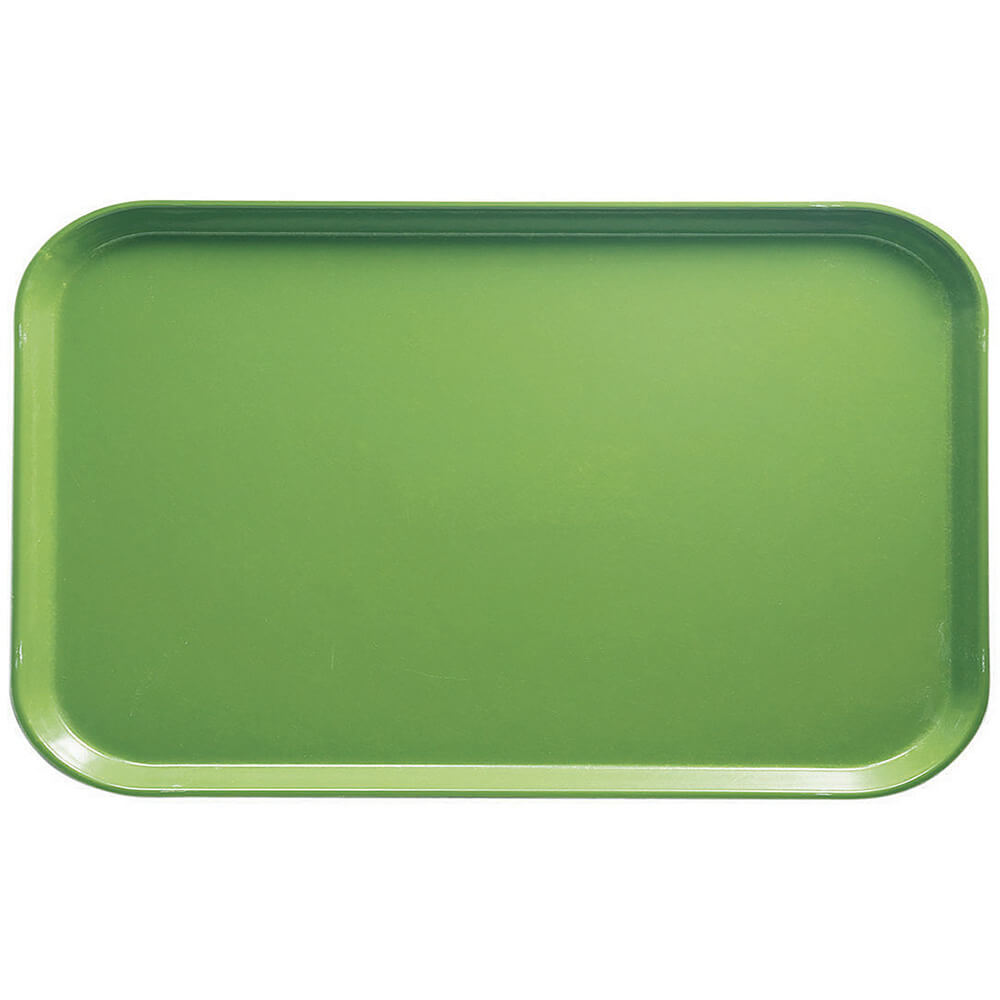 "Lime-Ade, 8-3/4"" x 15"" Food Trays, Fiberglass, 12/PK"