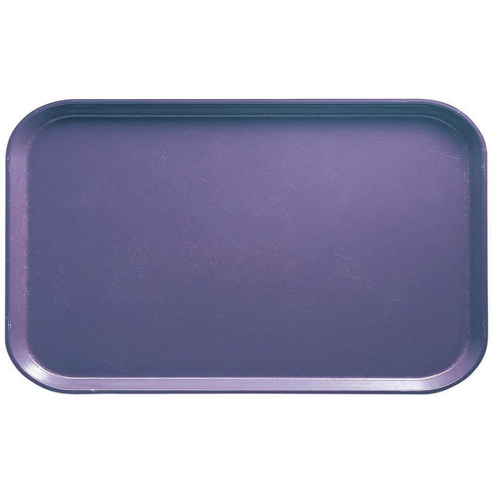"Grape, 8-3/4"" x 15"" Food Trays, Fiberglass, 12/PK"
