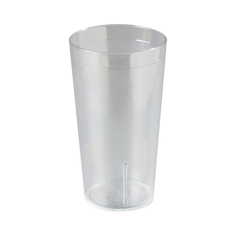 Clear, 9.6 Oz. Polycarbonate Tumblers, 48/PK