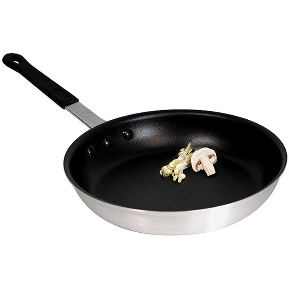Aluminum Non-stick Frying Pan, Removable Silicone Handle 10""