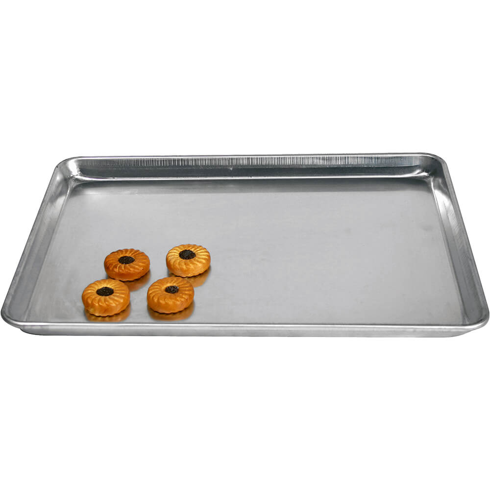 Paderno world cuisine aluminum full size baking sheet for Aluminum cuisine