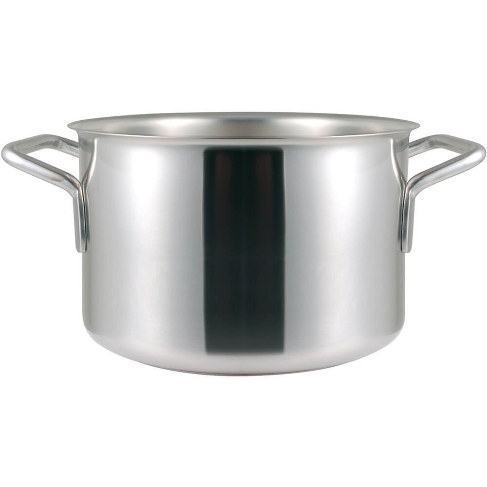 Stainless Steel, 18/10 Steel Catering Braiser / Stew Pot, 19.76 Qt. View 2