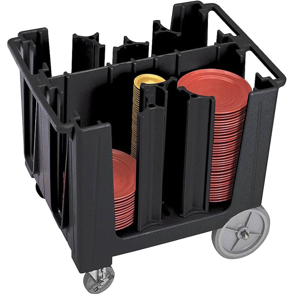 Black, Adjustable Dish Caddy