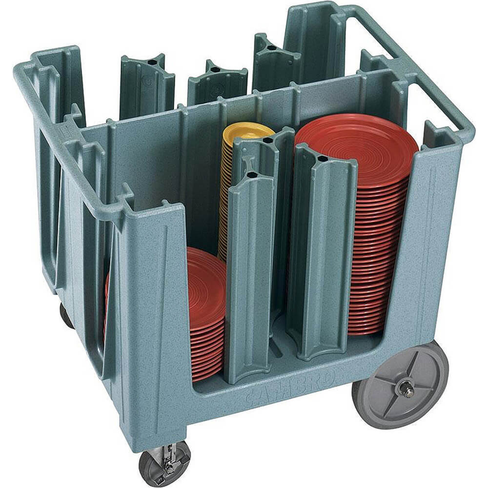 Slate Blue, Adjustable Dish Caddy